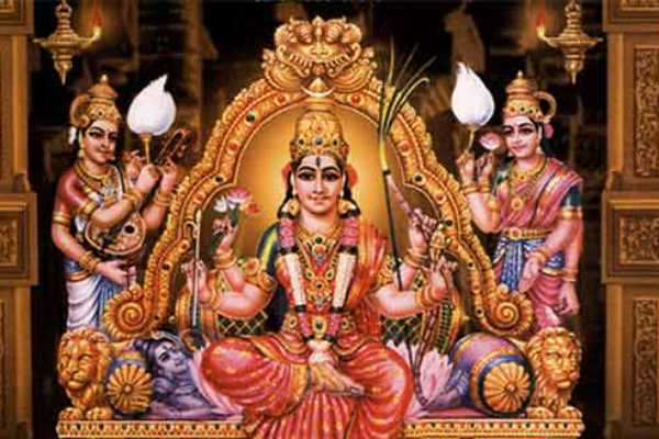 மாங்கல்ய பலத்தை நீட்டிக்கும் லலிதா சகஸ்ரநாமம்...