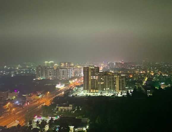 சென்னையில் காற்று மாசு அதிகரிப்பு: வானிலை மையம்
