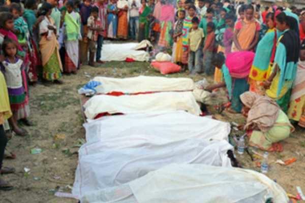 அசாம்- விஷ சாராயம் குடித்த தொழிலாளர்களின் உயிரிழப்பு 127ஆக அதிகரிப்பு