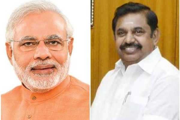 கஜா புயல் நிவாரண நிதி தொடர்பாக இன்று பிரதமரை சந்திக்கிறார் முதலமைச்சர்