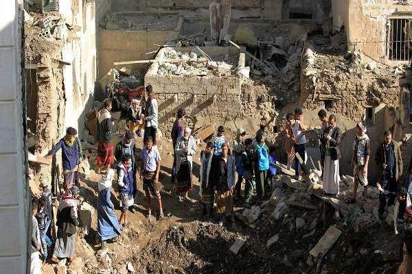 ஏமனில் சவுதி தாக்குதல்: 70 பேர் பலி, நூற்றுக்கணக்கானோர் படுகாயம்
