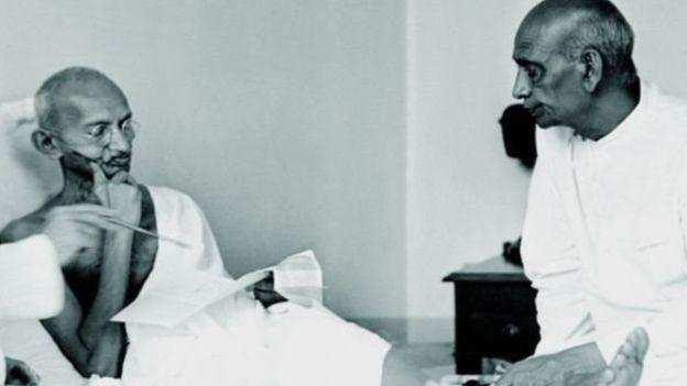 இரும்புக் கரங்களில் வலுபெற்ற அகண்ட பாரதத்தின் கதை