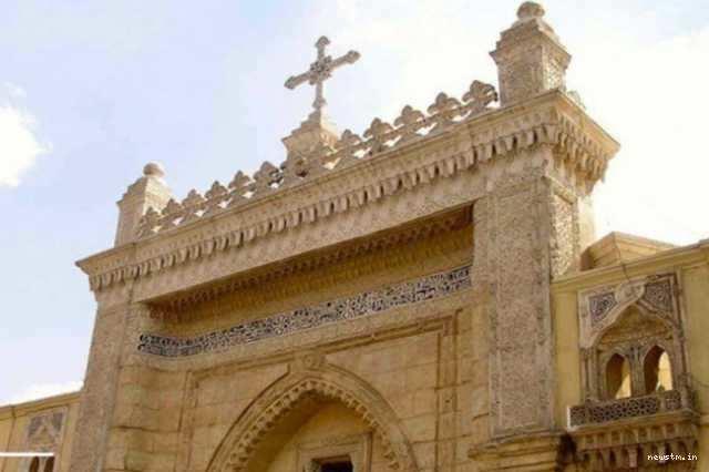 எகிப்து தேவாலயத்தில் தீவிரவாதிகள் தாக்குதல்; 10 பேர் பலி