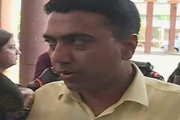 கோவா : நம்பிக்கை வாக்கெடுப்பில் பாஜக அரசு வெற்றி!