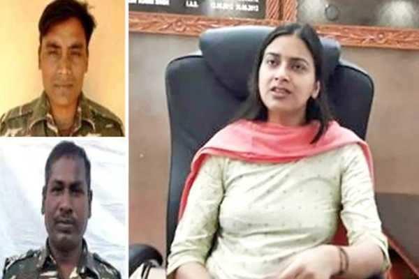 வீரமரணமடைந்த ராணுவ வீரர்களின் பெண் குழந்தைகளை தத்தெடுத்த ஐஏஎஸ் அதிகாரி