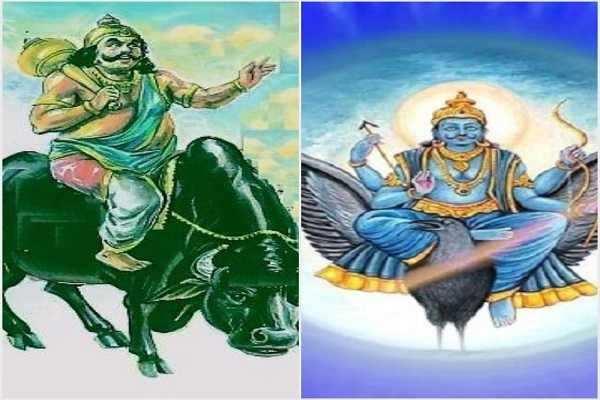 தீபாவளி ஸ்பெஷல் -   தீபாவளி - சனிக்கும் யமனுக்கும் என்ன தொடர்பு