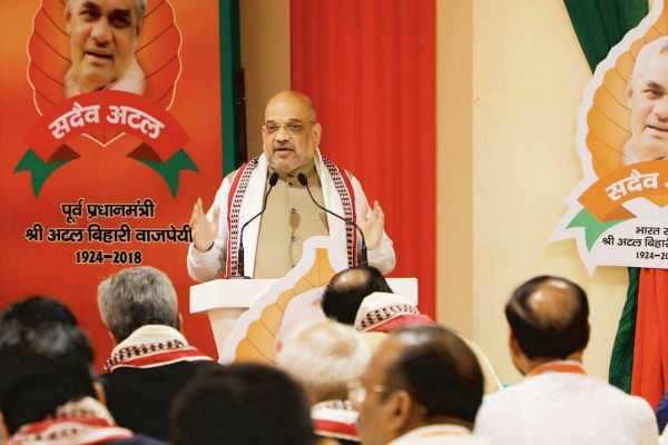 மோடியால் மீண்டும் ஆட்சியை பிடிப்போம்: அமித் ஷா