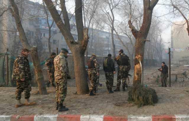 ஆப்கான் தற்கொலைப்படை தாக்குதலில் 5 பேர் பலி