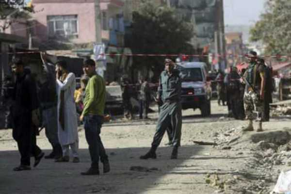 ஆப்கானிஸ்தான்: பேரணியில் தற்கொலை குண்டு தாக்குதல்; 7 பேர் பலி