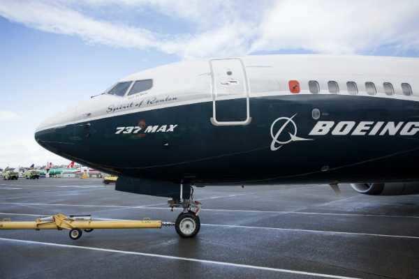 போயிங் நிறுவனத்தின் 737 ரக விமானத்தின் தயாரிப்பு குறைப்பு