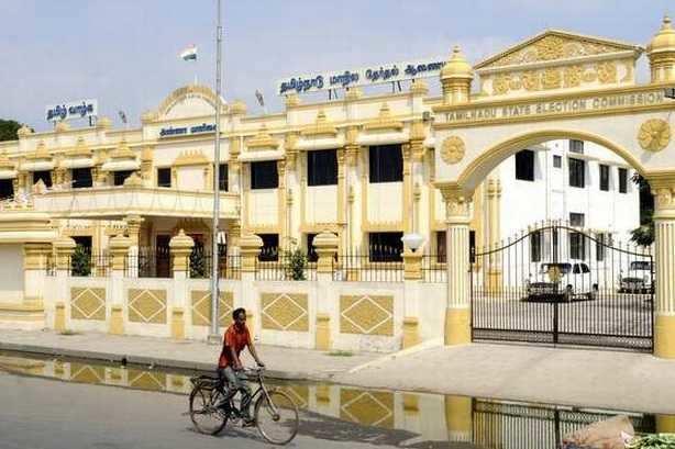 உள்ளாட்சித் தேர்தல்: தேர்தல் ஆணையர் ஆலோசனை