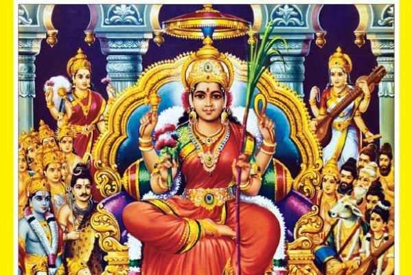 வழக்குகளில் வெற்றி தேடித் தரும் திதி நித்யா தேவி விஜயா!
