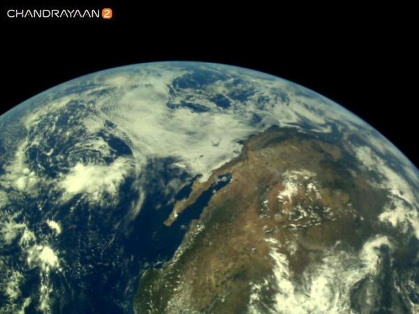 சந்திரயான் -2 வெற்றிகரமாக புவியின் ஐந்தாவது சுற்றுவட்டப்பாதையில் நிலைநிறுத்தம்!