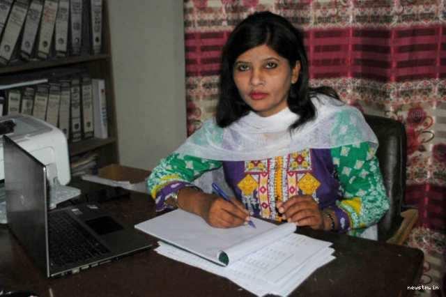 பாகிஸ்தானில் முதன்முறையாக செனட் உறுப்பினராக இந்து தலித் பெண் தேர்வு