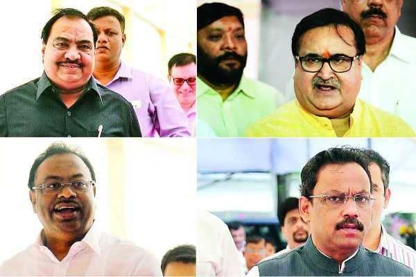 மஹாராஷ்டிர சட்டப்பேரவை தேர்தல்: முக்கியத்தலைவர்களை கழட்டி விட்ட பாஜக!!