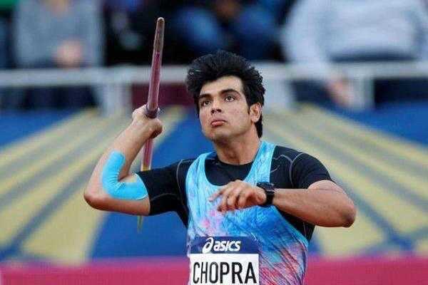 சர்வதேச ஈட்டி எறிதல் போட்டியில் நீரஜ் சோப்ரா தங்கம் வென்றார்