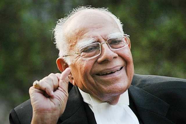 மூத்த வழக்கறிஞர் ராம் ஜெத்மலானி காலமானார்