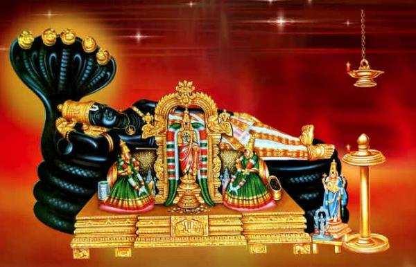 ஸ்ரீரங்கம் ரங்கநாதர் கோவிலின் அதிசயங்களும்...ரகசியங்களும்...!