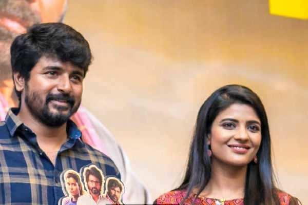 சிவகார்த்திகேயனுடன் நடிக்க உள்ள ஐஸ்வர்யா ராஜேஷ்
