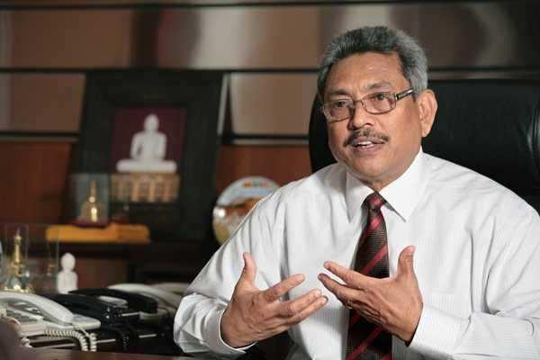 நான் அனைத்து மக்களுக்கான அதிபர்: கோத்தபய ராஜபக்சே