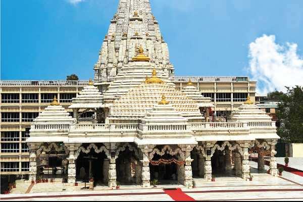 சக்தி பீடம் -26 அம்பாஜி கோயில்