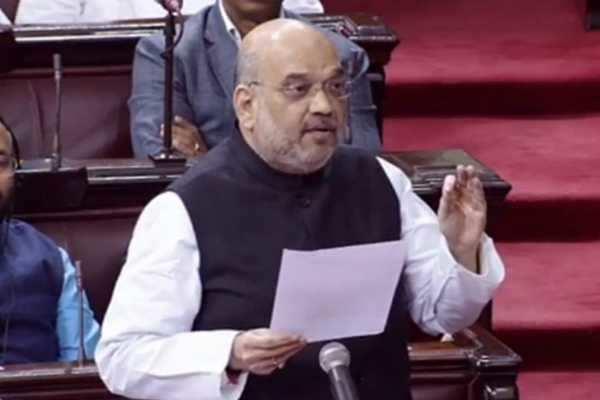 ஜம்மு காஷ்மீர் மறுசீரமைப்பு மசோதா மக்களவையில் தாக்கல்!