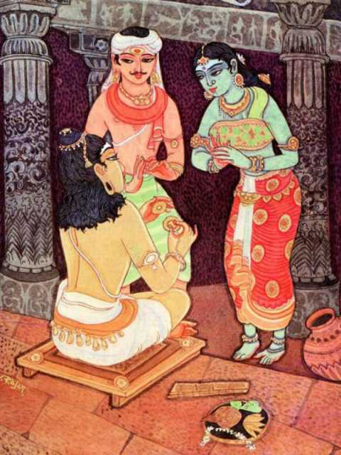 திருஞான சம்பந்த மூர்த்தி நாயனார் -3