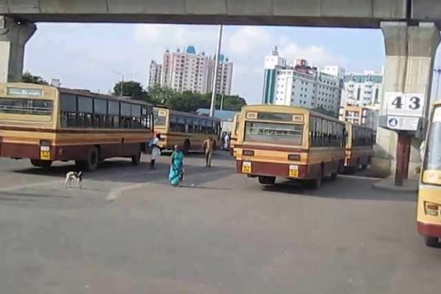 தீபாவளி: சென்னையில் 24 மணி நேர பேருந்து சேவை