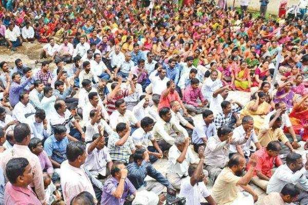 ஆசிரியர் போராட்டத்தில் அரசின் மாஸ்டர் பிளான் 'ஒர்க்கவுட்'