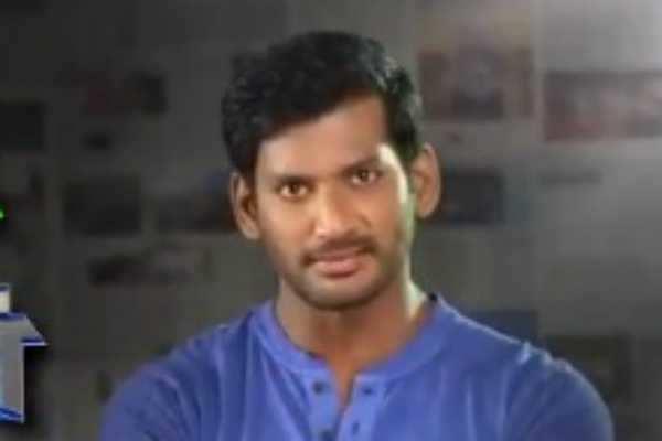விஷால் தொகுத்து வழங்கும் 'சன் நாம் ஒருவர்' ப்ரோமோ 2