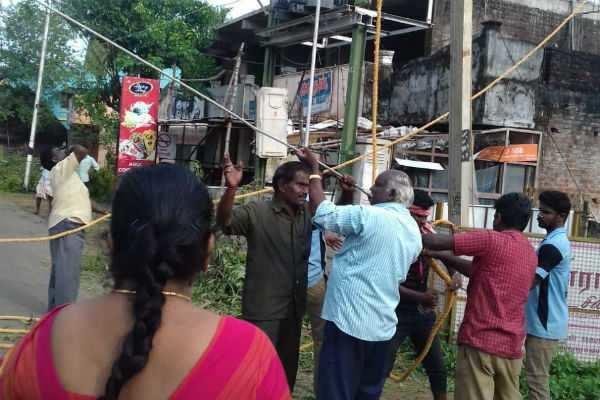 கஜா புயல்: 9 மாவட்டங்களில் போர்க்கால அடிப்படையில் மின் சேதங்களை சீரமைக்கும் பணி