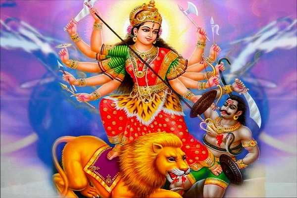 நவராத்திரி ஸ்பெஷல் -  நவராத்திரி மஹோற்சவம் தோன்றியது இப்படித்தான்!