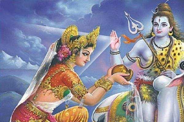 தீபாவளி ஸ்பெஷல் -  கணவனை நொடிப்பொழுதும் பிரியா வரம் அருளும்  கேதார கௌரி விரதம்.