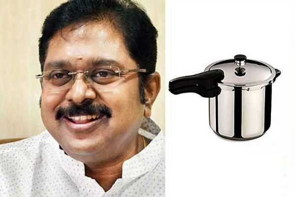 டிடிவி-க்கு குக்கர் சின்னத்தை வழங்க முடியாது: தேர்தல் ஆணையம்