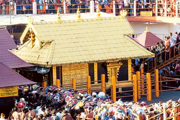 சபரிமலை ஐயப்பன் கோவில்: மண்டல, மகரவிளக்கு பூஜைக்காக நாளை நடை திறப்பு