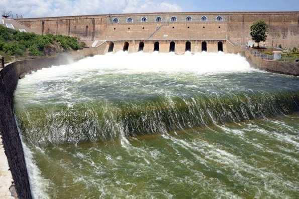 மேட்டூர் அணையில் நீர்வரத்து அதிகரிப்பு