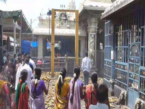 காசிக்கு அடுத்தப்படியான தட்சணகாசி கால பைரவர் கோவில்..