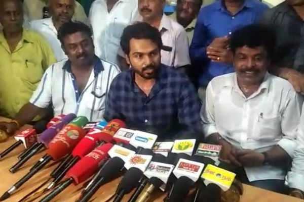 நடிகர் சங்க தேர்தல் தேவையற்றது : நடிகர் கார்த்தி