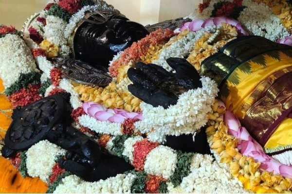 அத்திவரதர் தரிசனம்: பக்தர்கள் கூட்டம் குறைந்தது!