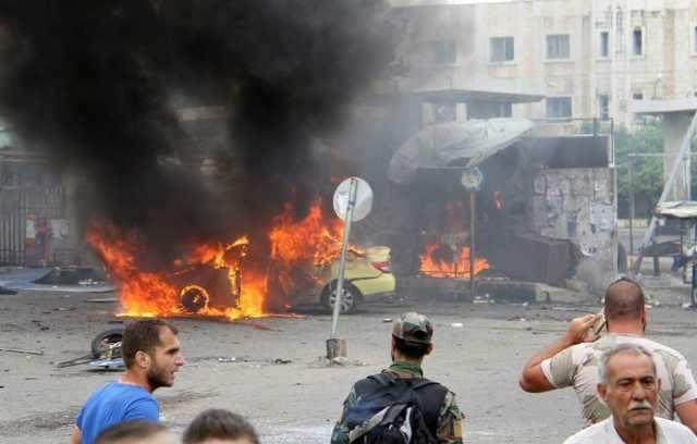 சிரியாவில் அல் கொய்தா தீவிரவாத தாக்குதல்: 120 பேர் பலி