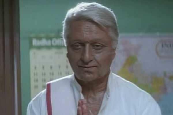 இந்தியன் 2 வில்லன் யார் தெரியுமா?