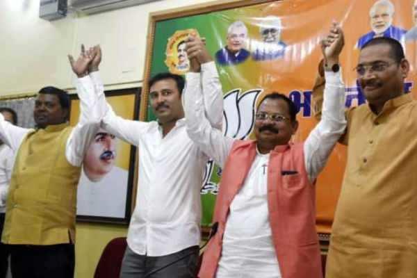 ஜார்க்கண்ட் மாநில தேர்தல் : மகாராஷ்டிராவின் நிலை ஜார்க்கண்டிலும் தொடர விட மாட்டோம் - பாஜக தலைவர்கள் திட்டவட்டம்!!
