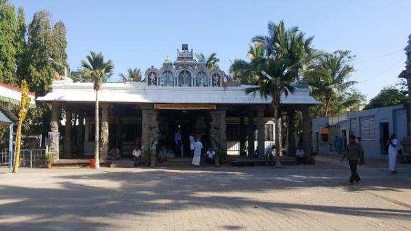 திருவான்மியூர் மருந்தீஸ்வரர் கோவில் நடனத் திருவிழா