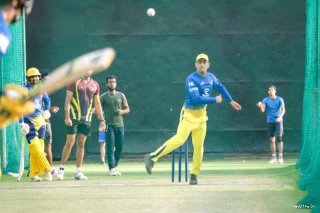 ஐ.பி.எல்: தடைக்கு பின் முதல்முறையாக மோதும் சி.எஸ்.கே - ராஜஸ்தான்!