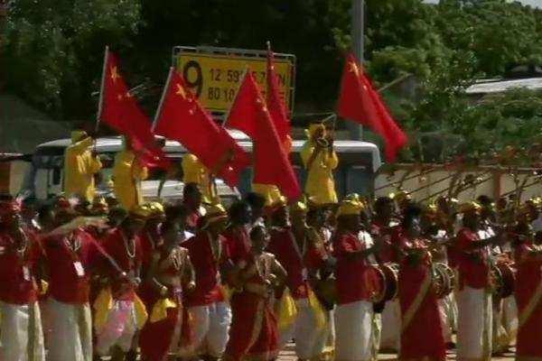 சென்னை வந்தார் சீன அதிபர் ஜீ ஜிங் பிங்