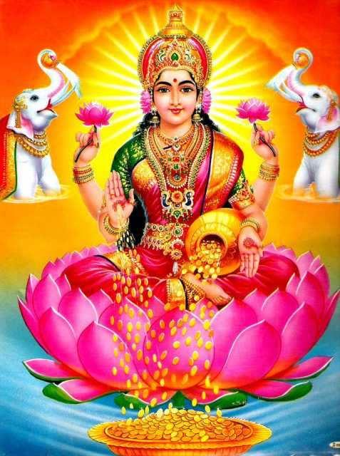 சகல ஐஸ்வர்யங்கள் அருளும் கஜலட்சுமி விரதம்