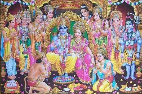 ராமாவதாரம் நமக்கு சொல்லும் நான்கு தர்மங்கள்