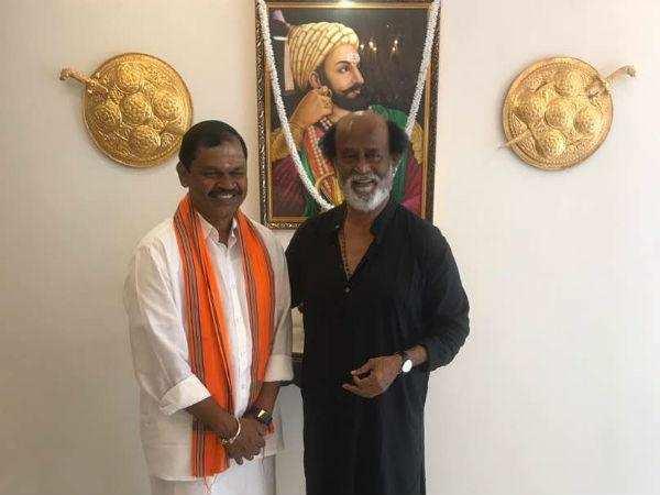 சாதி மதத்தினரின்றி கட்சி நடத்த பாட்ஷாவா..? ரஜினியின் 'பாபா' விதிகள்!