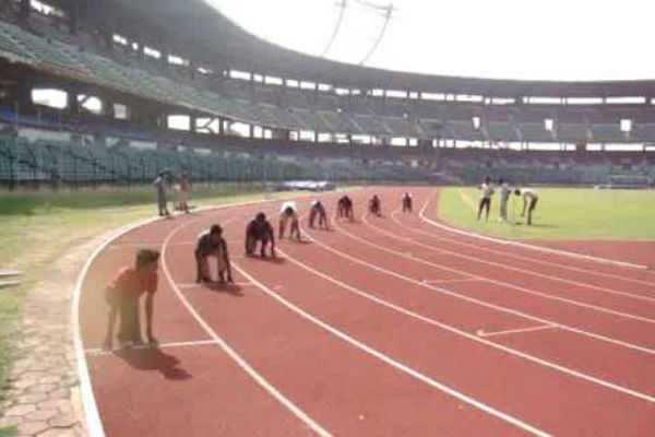 சென்னை பல்கலை தடகள போட்டிகள் தொடக்கம்