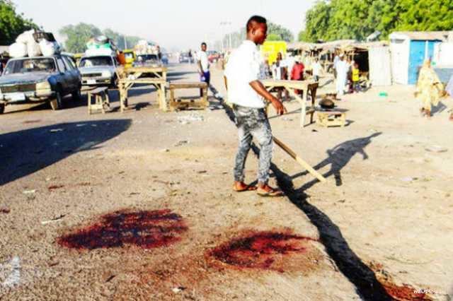 நைஜீரியாவில் துப்பாக்கிச்சூடு - 14 பேர் பலி